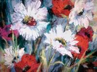 Tangled Garden II Fine-Art Print