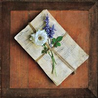 Letters To Home I Fine-Art Print