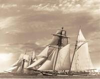 Maiden Voyage II Fine-Art Print