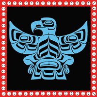 Haida Eagle Fine-Art Print