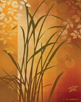 Autumn Sunset II Fine-Art Print