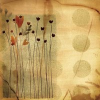 Playful Meadow I Fine-Art Print