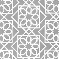 Latticework Tile III Fine-Art Print