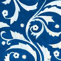 Tangled In Blue IV Fine-Art Print