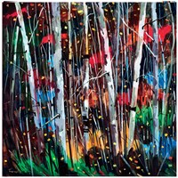 Autumn Fireworks Fine-Art Print