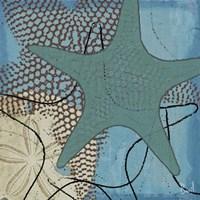 Ocean's Delight I Fine-Art Print