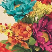 Pop Art Flowers I Fine-Art Print