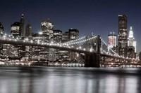 Manhattan Reflections Fine-Art Print