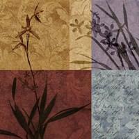 Floral Refrain I Fine-Art Print