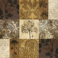 Floral Nine Patch Fine-Art Print