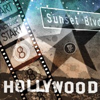 Sunset Blvd Fine-Art Print