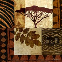 Acacia Sunrise II Fine-Art Print