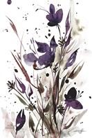 Floral Music I Fine-Art Print