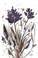 Floral Music II Fine-Art Print