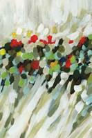 Poppy Swirls II Fine-Art Print