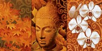 Buddha Panel II Fine-Art Print
