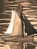 Les Petits Bateaux II Fine-Art Print