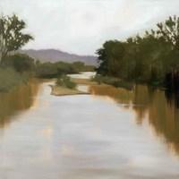 River Journey Fine-Art Print