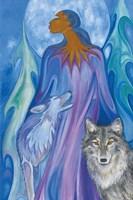 Wolf Guardian Fine-Art Print