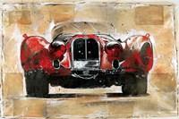 Vintage Red Fine-Art Print