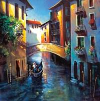 Daybreak in Venice Fine-Art Print