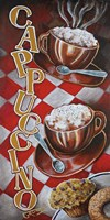 Cappuccino for Two Fine-Art Print