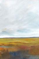 Sunset Over The Marsh III Fine-Art Print