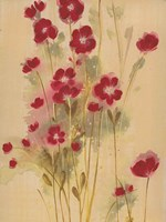 Crimson Elegance Fine-Art Print