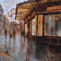 Gran Cafe Fine-Art Print