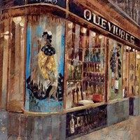 Gourmet Shop Fine-Art Print