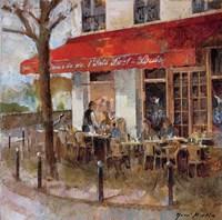 Cafe Saint-Louis Fine-Art Print