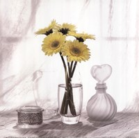 Vanity Floral IV Fine-Art Print