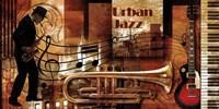 Urban Jazz Fine-Art Print