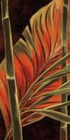 Makatea Leaves II Fine-Art Print