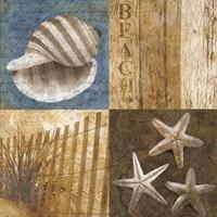 Seaside Memories II Fine-Art Print