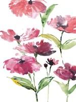 Tickled Pink Posies Fine-Art Print