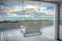 Swing At The Beach Fine-Art Print