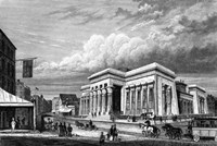 The Tombs Hall Of Justice New York City Fine-Art Print