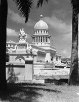 The Capitol Building Havana Cuba Fine-Art Print