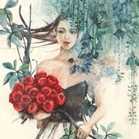 Fairy of the Roses (detail) Fine-Art Print