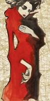 Feminine Red Fine-Art Print