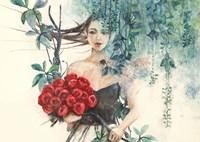 Fairy of the Roses Fine-Art Print