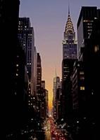 Manhattanhenge Fine-Art Print
