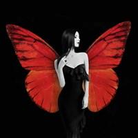 Winged Beauty #2 Fine-Art Print