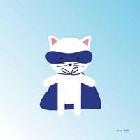 Cat Super Hero Fine-Art Print