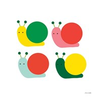 Snails Four Fine-Art Print