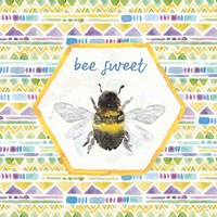 Bee Harmony VI Fine-Art Print