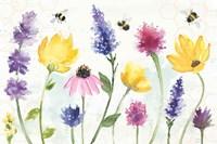 Bee Harmony I Fine-Art Print