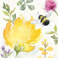 Bee Harmony II Fine-Art Print