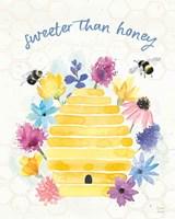 Bee Harmony V Fine-Art Print